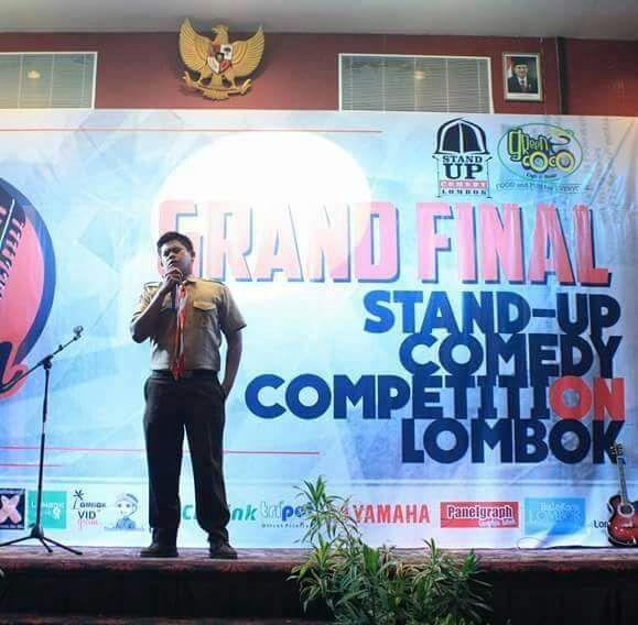 AWIN: Duta For Stand Up Comedy Competition