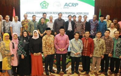 ANNUAL CONFERENCE ON RESEARCH PROPOSAL